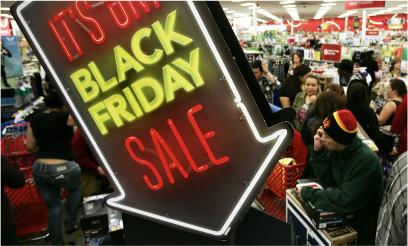 "The origin of ""Black Friday"""