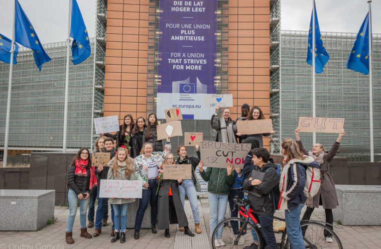 Climate action unites European Schools under one cause