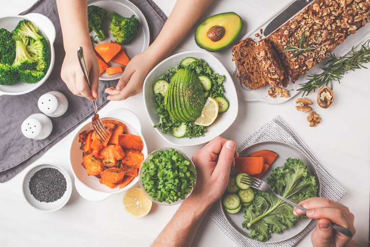 How to have a healthy vegetarian/vegan diet
