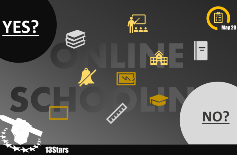 MONTHLY SURVEY: Online Schooling?
